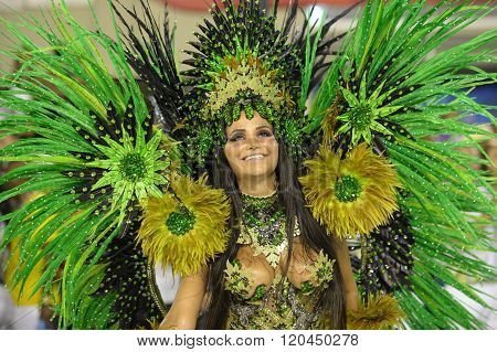 Carnival 2016 - Rocinha