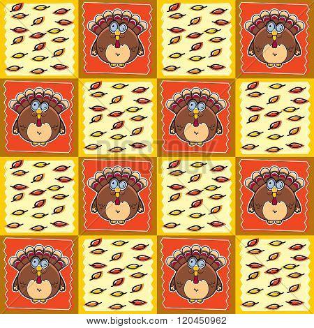 Thanksgiving Pattern