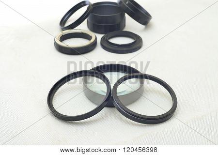 Macro Lens And Macro Rings