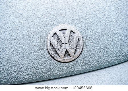 Volkswagen Vw Diesel Logo