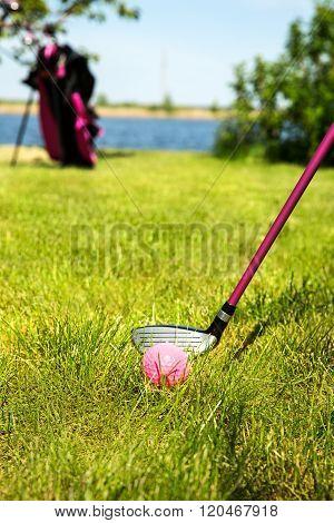 Children golf equipment