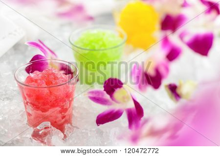 Frozen Fruit Juice