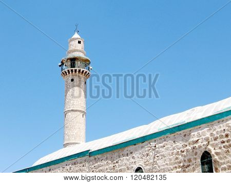 Ramla The Minaret Of Great Mosque 2007