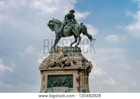 Equestrian Statue Of Prince Eugene Of Savoy
