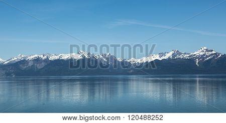 Alaska's Mountainous Coastline
