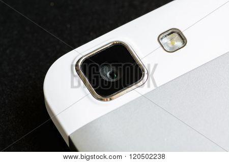Smartphone Digital Camera And Flash