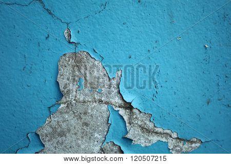 Peeling Paint Wall