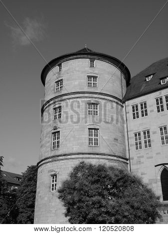Altes Schloss (old Castle), Stuttgart