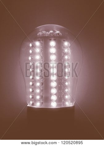 Led Light Bulb Vintage
