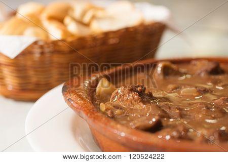 Fillet Mignon Appetizer