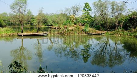 Xixi Wetland Park China