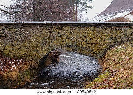 Podolsky Stream, Stara Ves, Czech Republic