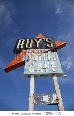 Roys Sign