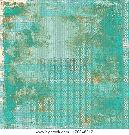 Highly detailed grunge texture or background. With different color patterns: yellow (beige); brown; blue; cyan; gray