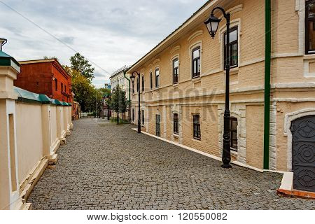 street of old city