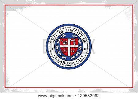 Oklahoma City Flag