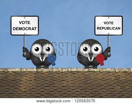 Rooftop USA Election
