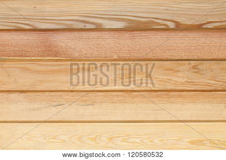 Wood Plank Panel Background Decorated Wall In House