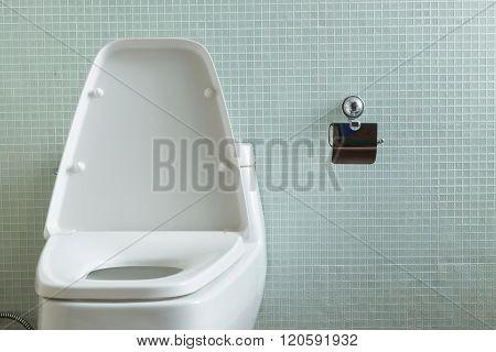Toilet Interior Modern Home