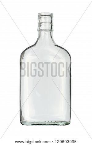 Flat Bottle