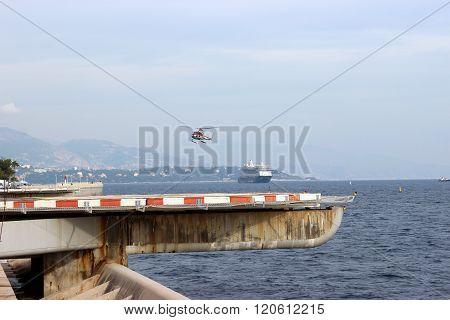 Monaco Heliport