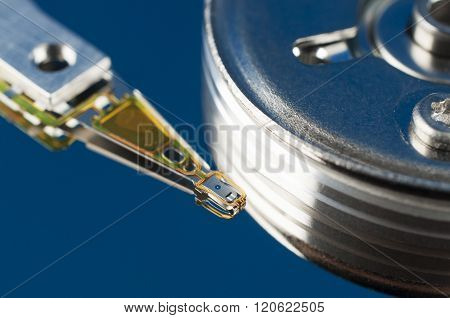 Hard Disk Read Head