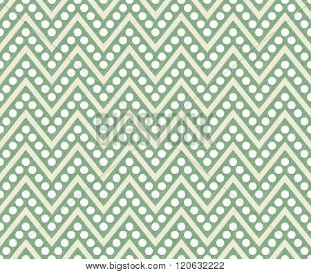Herringbone seamless pattern with zigzags. Can be used for wallpapers pattern fills website backgrounds book design textile prints etc. EPS10 vector illustration includes Pattern Swatches.