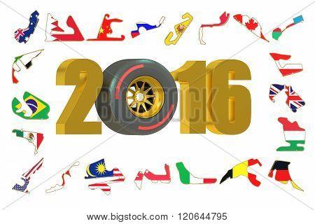 Formula 1 2016 Concept