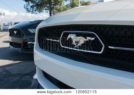 Ford Mustang Pony Emblem