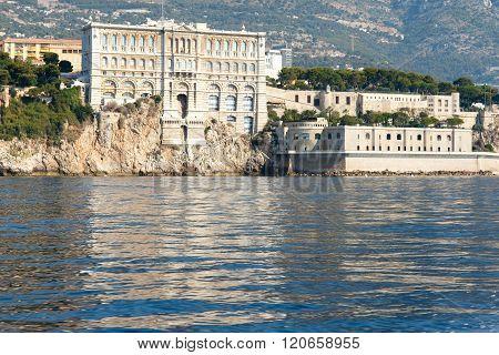 Monte Carlo harbor, Monaco