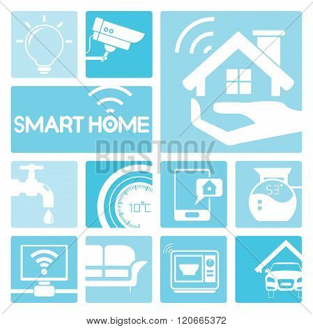 smart home and home automation technology iocns