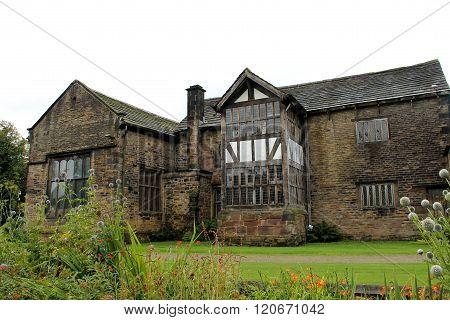 Fully restored Tudor Manor house in England.