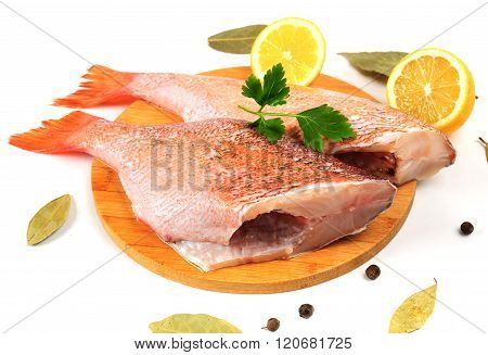 The Split Sea Bass