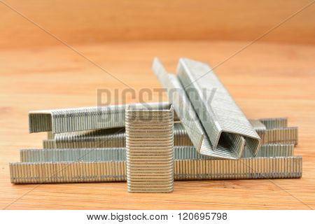 Strips Of Staples