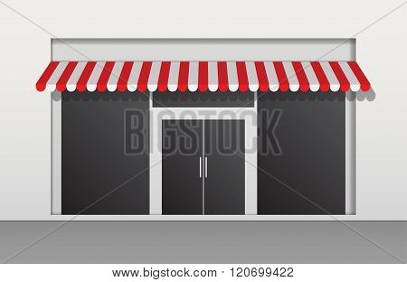 Vector Shop Or Market