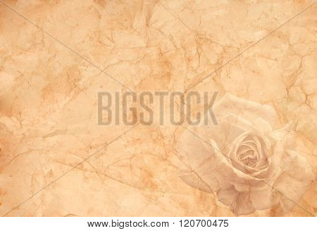 Abstract vintage background
