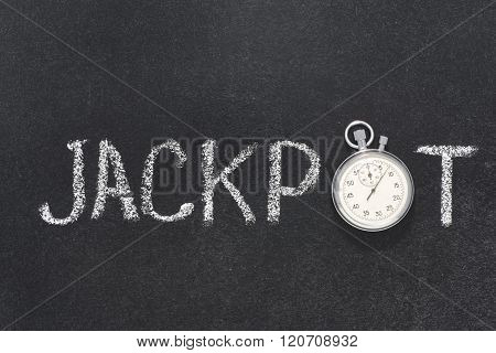 Jackpot Word Watch