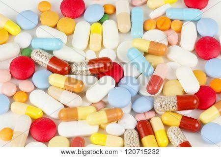 many drug