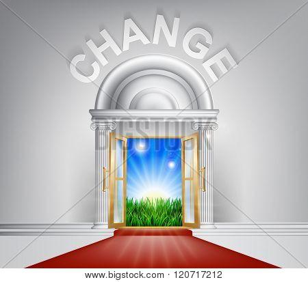 Change Door Concept