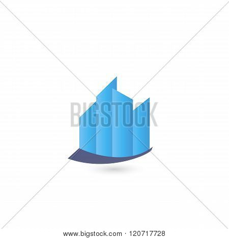 Logo template real estate