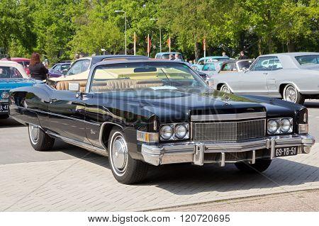 1974 Cadillac Eeldorado Convertible