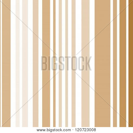 Striped Seamless Background Is In The Noble Beige Tones For Your Design