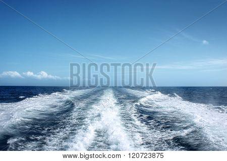 Motor Boat Trail