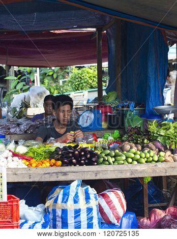 Village Asian market