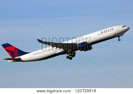 Delta Air Lines Airbus A330