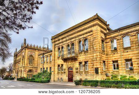 Institute of Manuscripts in Baku
