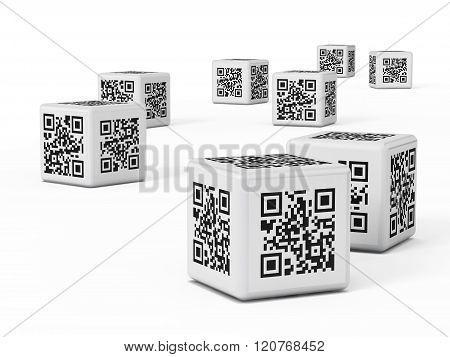 Qr Cubes
