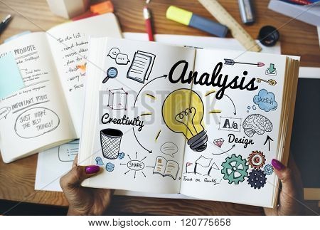 Analysis Assessment Strategy Statistics Concept