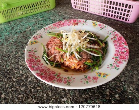 frie drice vermicilli noodle with pork