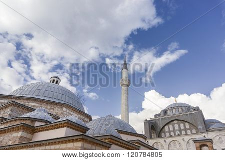 Kilic Ali Pasha Mosque And Hamam (Turkish Bath), Istanbul, Turkey